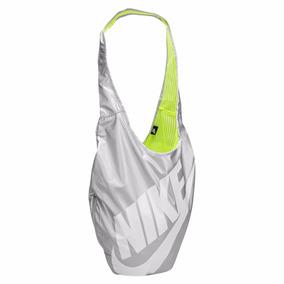 Bolsa Nike Tote Red Label Prata Feminina