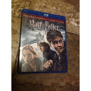 Bluray Duplo Harry Potter - Relíquias Da Morte Parte 1