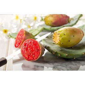 Cactos Comestiveis (frutos) Amarelo ( Cultivo Em Vaso)