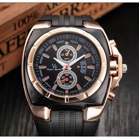 7c5b267712e Relogio Volar Super Resistente Outras Marcas Masculino - Relógios De ...