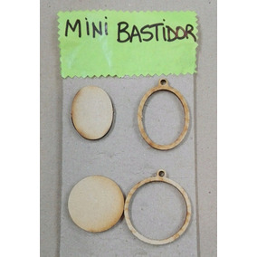 Mini Bastidores Especial Para Bordar Ó Pintar. Souvenirs