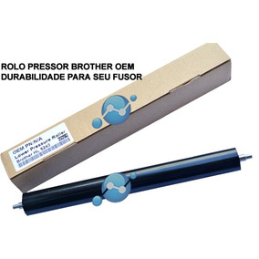 Rolo Pressor Preto Brother Dcp-8080 Mfc-8860 Original