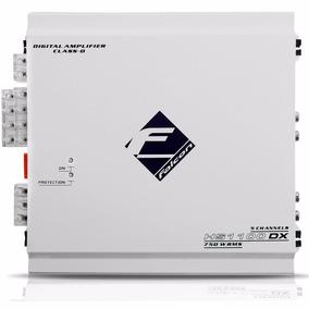 Falcon Módulo Amplificador Hs1100 Dx Digital 750w Rms 5 Can