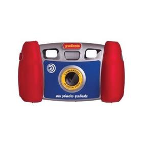 Câmera Digital E Filmadora Infantil Meu Primeiro Gradiente
