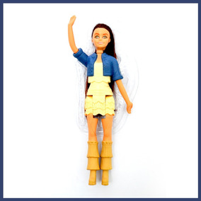 Figura Barbie Teresa Life In The Dreamhouse Colección