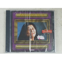 Cd Mercedes Sosa Grandes Exitos Vol 1 + Cd De Regalo
