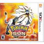 Pokemon Sun Fisico Nuevo Nintendo 3ds Dakmor Canje/venta