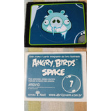 Figurinhas Avulsas Angry Birds Space Editora Abril