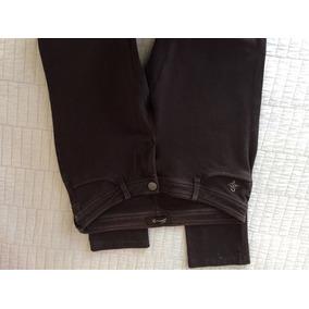 Pantalón Negro Dama Tipo Leggin Talla 8