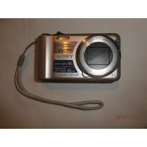 Camara Sony Dsc-h55 14.1mp,10x Optical Zoom, 25mm,bellisima!