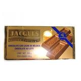 Chocolate Belga Jacques - Ao Leite 400g (pack 2x 200g)