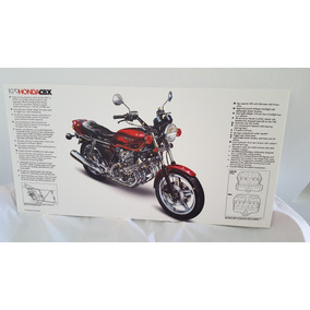 Poster Honda Cbx1050 Cbx1047