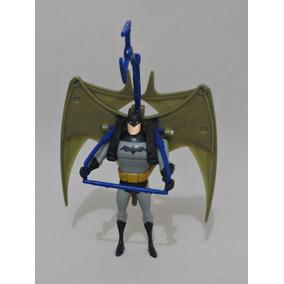 The Animated Series Knight Assault Batman Hasbro 1998