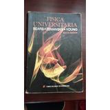 Libro Física Universitaria | Sears Zemansky Young 6ta. Ed.