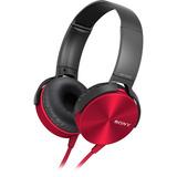 Fone Ouvido Sony Mdr-xb450 Headphone Extra Bass Muito Bom.