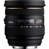 Sigma 24-70mm F/2.8 If Ex Dg Hsm P/ Canon Y Nikon - Garantía