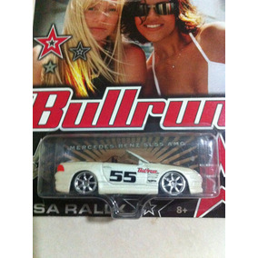 Hot Wheels Mercedes Benz Sl 55 Amg Bullrun - Raro Única Ml