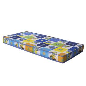 Colchão Baby Sleep D18 70x130 - Ortobom Azul