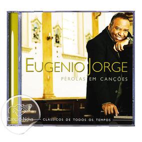 Cd Eugenio Jorge - Pérolas Em Canções