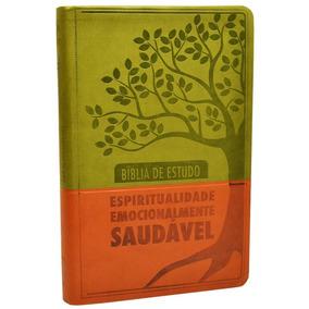 Bíblia Estudo Espiritualidade Emocionalmente Saudável