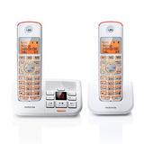 Motorola Dect 6.0 Teléfono Inalámbrico Grande Con Retroilumi