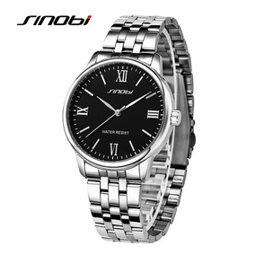 Relógio Masculino Importado Luxo Sinobi Nb9455-frete Grátis