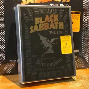 Black Sabbath The End Deluxe Box Set