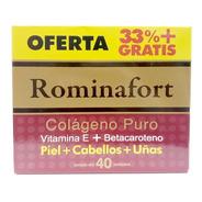 Rominafort Colágeno Puro X 40 Comprimidos
