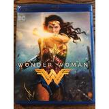 Wonder Woman (blu-ray + Dvd)