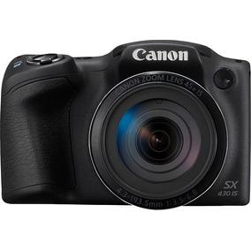 Cámara De Fotos Canon Powershot Sx430 Is Con Wi-fi