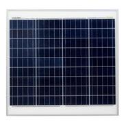 Panel Solar 50 Watts 12 V Policristalino 36 Celdas Grado A