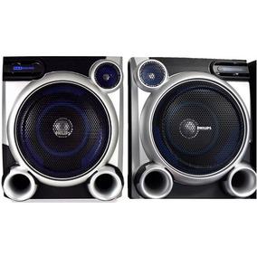 Caixa Acústica Original Philips 240w Rms 6ohms Fwm377 O Par