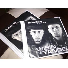 Cd Wisin & Yandel De Nuevos A Viejos 2001 Reggaeton Usado