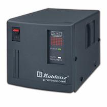 Regulador Koblenz 2500va 2000w 4 Contactos Supresor Er-2550