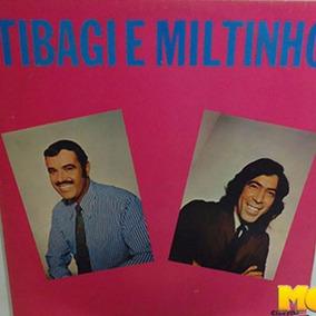 Tibagi E Miltinho 1976 St Lp Teu Casamento / Nova Flor