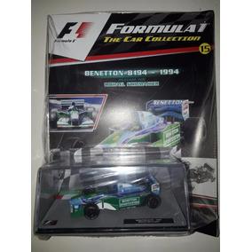 Colección F1 Salvat Benetton-b194 -1994- Michael Schumacher