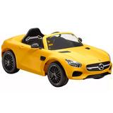 Montable Electrico Mercedes Benz Injusa 6v Auto Carro Niño