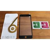 Mica Vidrio Mate Cristal Templado 4d Apple Iphone 6 Y 7