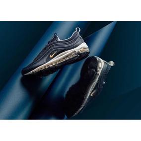 Oportunidad!!! Excelentes Nike Airmax 97 Midnight Run!!!