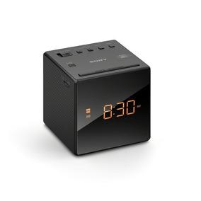 Reloj Digital Despertador Sony Con Radio