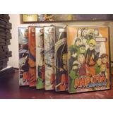 6 Dvds Naruto Shippuden - Capitulos Del 181 Al 240