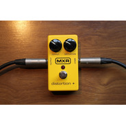 Pedal Mxr Distortion Plus M104 C/ Nota Fiscal