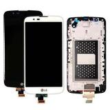 Leia Descrição - Tela Display Lcd Touch Lg K10 K430tv Origin