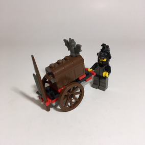 Lego Castle 6028 Treasure Cart