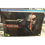 Tekken 7 Edicion Coleccionista Ps4 Playstation Nuevo Sellado