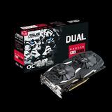 Tarjeta Grafica Radeon Serie Dual Rx 580 O4g Gaming Asus