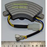 Avr Regulador De Voltaje P/generador 2.5 + Carbones