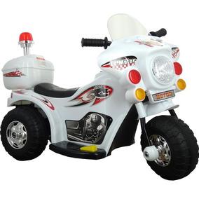 Mini Moto Elétrica Triciclo Infantil Aprovado Inmetro Novo