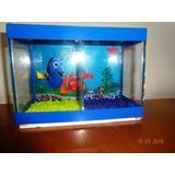 Beteira De Casal De Peixes Beta Dory E Nemo !