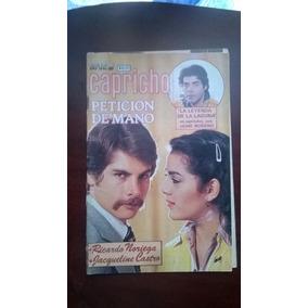 Jacqueline castro en mercado libre mxico ricardo noriega y jacqueline castro en fotonovela capricho fandeluxe Images